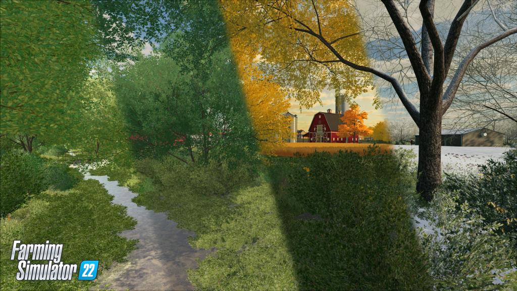 Farming Simulator 22 release date