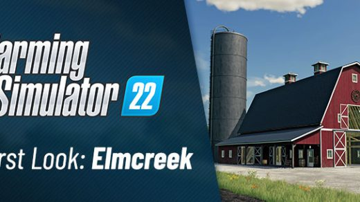 Farming Simulator 22 Elmcreek New US Map