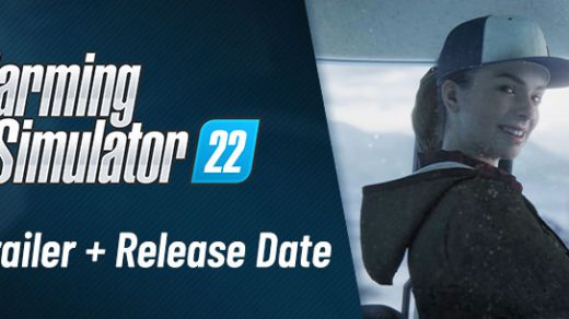 Farming Simulator 22 Release-Date - pre-order now!