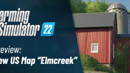 Farming Simulator 22 Elmcreek