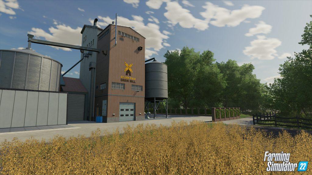 Farming Simulator 22 Production Chains Video + Screenshots