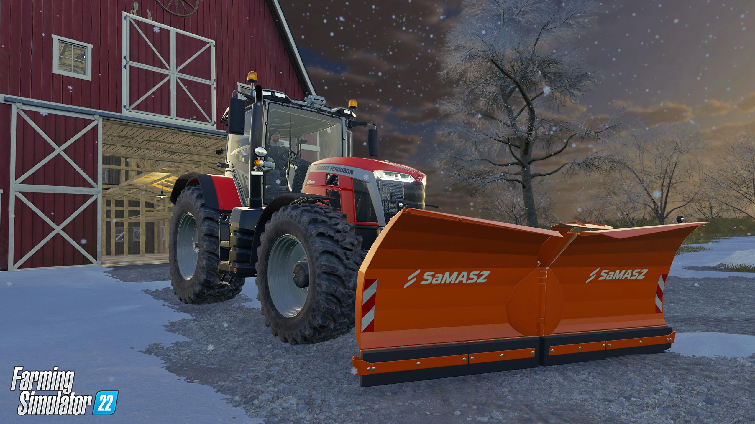 Farming Simulator 22 Seasons