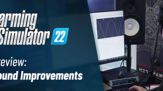 Farming Simulator 22 Sound Improvements
