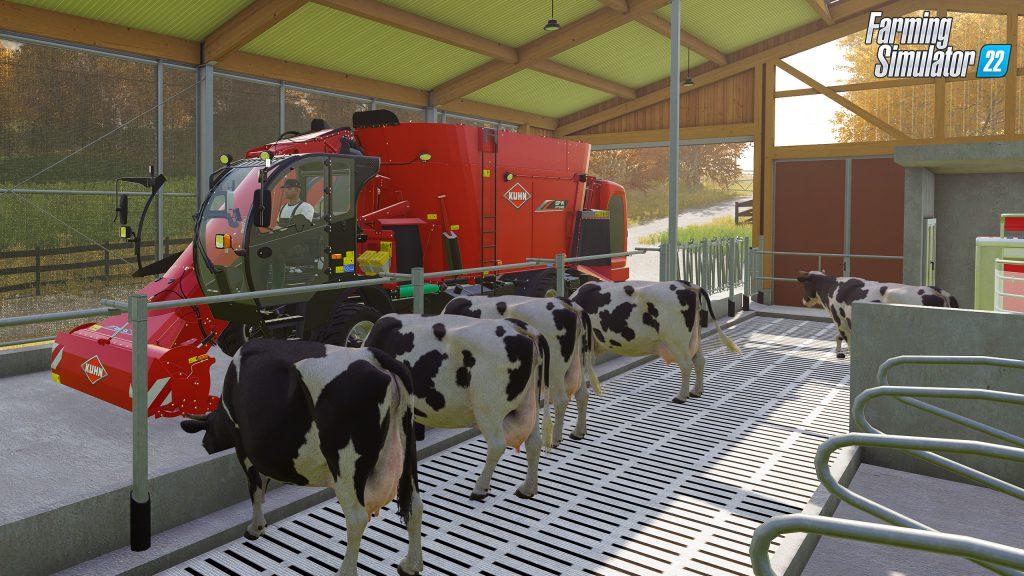 Farming Simulator 22 gameplay video