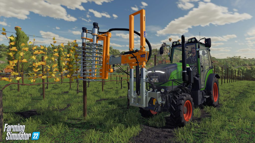 Farming Simulator 22 Haut-Beyleron French map