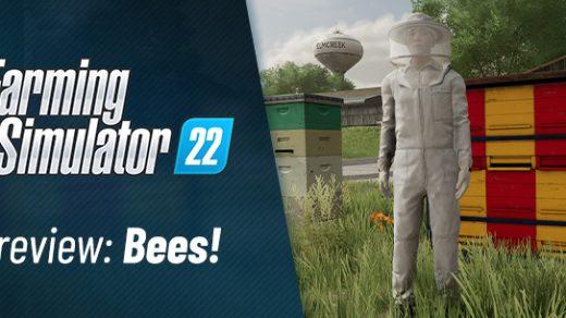 Farming Simulator 22 Bees
