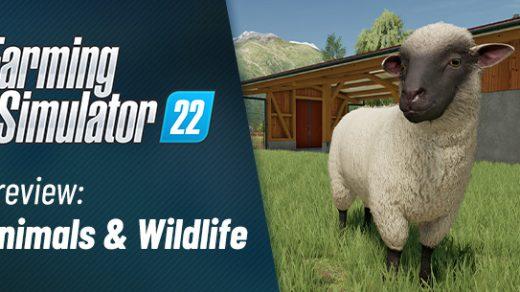 Farming Simulator 22 Farm Animals & Wildlife