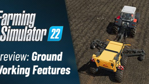 Farming Simulator 22 Ground working features